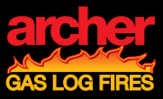 Archer Gas Log Fires by Aurora Climate Systems